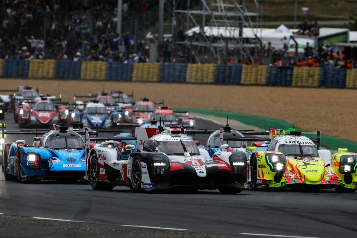 The 2020 Le Mans 24hrs will happen in September!